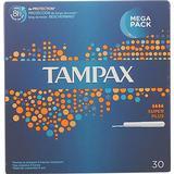 Tampons Tampax Super Plus 30-pack