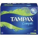 Tampons Tampax Compack Super Tampons 22-pack