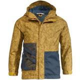 Children's Clothing Vaude Kid's Faunus 2-Layer Rain Jacket -Marigold