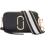 Handbags Marc Jacobs Marc Jacobs Snapshot Small - Black/Red