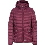 Padded jacket Women's Clothing Trespass Women's Alyssa Padded Jacket - Fig