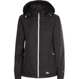 Women's Clothing Trespass Women's Sabrina Waterproof Jacket - Black