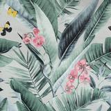 Wallpaper Arthouse Lush Tropical Grey Multi (909404)
