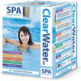 Swimming Pools & Accessories Bestway Clearwater Basic Spa Chemical Starter Set