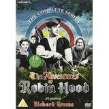 Movies The Adventures of Robin Hood - The Complete Series (DVD) {2019}