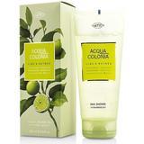 Body Washes 4711 Acqua Colonia Lime & Nutmeg Shower Gel 200ml