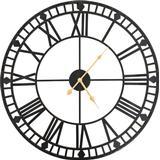 Wall Clocks vidaXL Quartz Movement 60cm Wall Clock