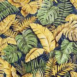 Wallpaper Arthouse Jungle Canopy Ochre (909101)