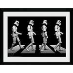 GB Eye Original Stormtrooper Crossing 41x30.5cm Art