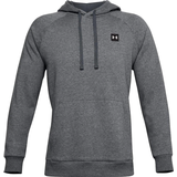 Sweaters & Hoodies Under Armour Rival Fleece Hoodie Men - Pitch Gray Light Heather/Onyx White