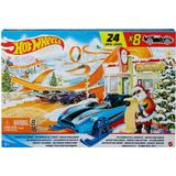 Advent Calendars on sale Mattel Hot Wheels Advent Calendar 2021