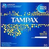 Tampons Tampax Regular 30-pack
