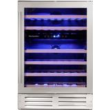 Wine Cooler Montpellier WC46X Stainless Steel