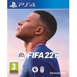 PlayStation 4 Games FIFA 22