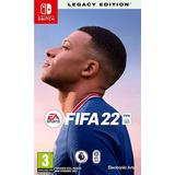 Nintendo Switch Games FIFA 22 - Legacy Edition