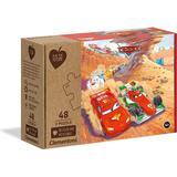 Clementoni Disney Pixar Cars Play for Future 3x48 Pieces