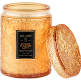 Candlesticks, Candles & Fragrance Voluspa Spiced Pumpkin Latte Small 156g Scented Candles
