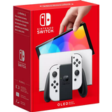 Game Consoles Nintendo Switch OLED Model - White