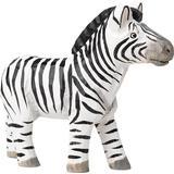 Wooden Figures Ferm Living Hand Carved Zebra
