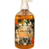 Skin Cleansing Nesti Dante Olive Oil & Tangerine Liquid Soap 500ml