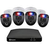 Surveillance Cameras Swann SWDVK-446804SL 4-pack
