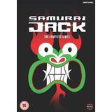 Samurai jack complete series Movies Samurai Jack - The Complete Series