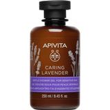 Toiletries Apivita Caring Lavender Shower Gel 250ml