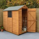 Sheds Forest Garden SDA46MHD (Building Area )