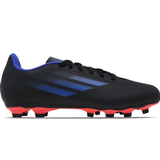 Shoes Adidas X Speedflow.4 Football Boots - Core Black/Sonic Ink/Solar Yellow