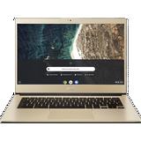 Gold chromebook Laptops Acer Chromebook 514 CB514-1HT-P95B (NX.HFLEK.004)