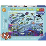 Floor Jigsaw Puzzles Ravensburger Underwater Realm 60 Pieces