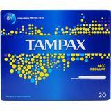 Tampons Tampax Cardboard Regular 20-pack