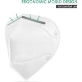 Medical Mask Face Masks GCPC Respirator Class Medical Mask FFP2 N95