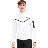 Nike tech fleece hoodie Children's Clothing Nike Older Kid's Tech Fleece Full Zip Hoodie - White