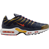 Nike tuned 1 Shoes Nike Air Max Plus OG M - Obsidian/Metallic Gold/White/Comet Red