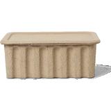 Storage Boxes Ferm Living Paper Pulp 15cm 2-pack Storage box