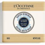 Bar Soaps L'OCCITANE Extra Rich Soap Shea Milk Sensitive Skin 100g