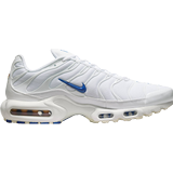 Nike tuned 1 Shoes Nike Air Max Plus M - White/Green Noise/University Red/Game Royal