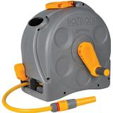 Hozelock Compact 2 In 1 Reel with 25m Hose