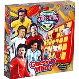 Guess who game Board Games World Football Stars Guess Who?