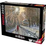 Anatolian Winter Woodlands 2000 Pieces