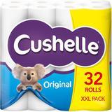 Toilet & Household Paper Cushelle Original 2-Ply Toilet Paper 32-pack