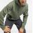Jack & Jones Originals Drop Shoulder Hoodie - Green
