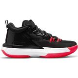 Air jordan 1 mid white Children's Shoes Nike Zion 1 GS - Black/White/Bright Crimson