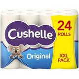 Toilet & Household Paper Cushelle Original 2-Ply Toilet Paper 24-pack