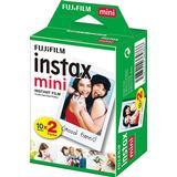 Fuji instant camera Analogue Cameras Fujifilm Instax Mini Film 20 pack
