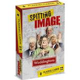 Board Games Waddingtons Spitting Image Playing Cards
