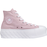 Converse pale pink trainers Children's Shoes price comparison Converse All Star Lift X2 Hi W - Pale Pink