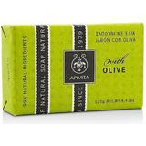 Toiletries Apivita Natural Soap with Olive 125ml