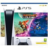 Game Consoles Sony PlayStation 5 - Ratchet & Clank: Rift Apart Bundle